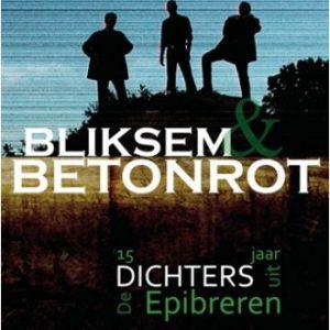 DVD-cover Bliksem en Betonrot