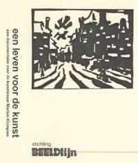 Cover Een leven voor de kunst
