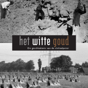 DVD-cover Het witte goud