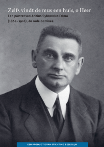 DVD-cover A.S. Talma