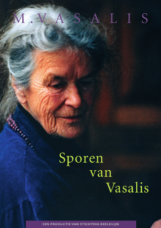 DVD-cover Sporen van Vasalis