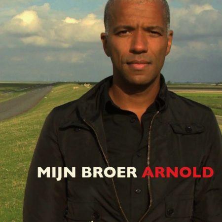 DVD-cover Mijn broer Arnold